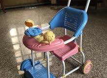 كرسي متحرك للاطفال
