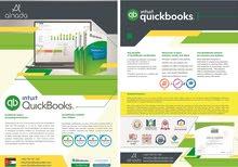 دورة QuickBooks - برنامج المحاسبة العالمي
