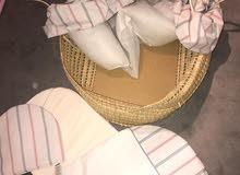 سرير بيبي خوس مع جميع اغراضه