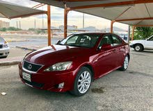 2007  IS with  transmission is available for sale