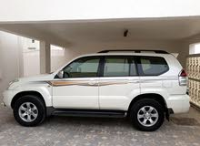 Beige Toyota Prado 2008 for sale