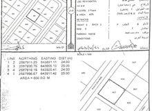 للبيع ارض في مدينة النهضة مربع 14