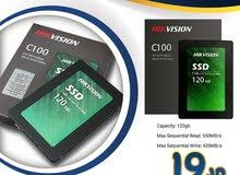 ميموري Hikvision Memory SD Card بسعة 120GB