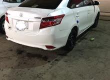 Toyota Yaris car for sale 2016 in Yanbu city