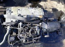 محرك مرسيدس E230