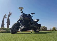 Ducati Diavel Black 2014