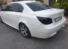 BMW 523 2006 For sale - White color