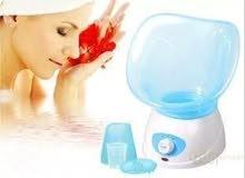 جهاز البخار يساعد على التنظيف العميق للبشره