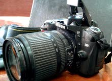 Camera Nikon D90  مستعمل نضيف