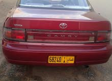 Toyota Camry 1992 For sale - Red color