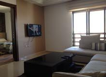 شقة مفروشة بإطلالة مميزة للإيجار كوزمو السابع Furnished Apartment-Cozmo 7th Circle