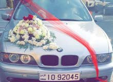 Automatic Silver BMW 1998 for sale