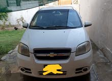 Chevrolet Aveo in Baghdad
