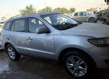 Gasoline Fuel/Power   Hyundai Santa Fe 2011