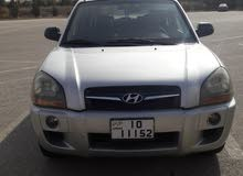 Hyundai Tucson 2009 For sale - Grey color