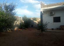منزل  للبيع   ف تاجوراء  بير العالم بالقرب من مدرسة عمر المختار