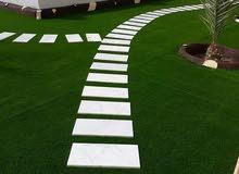 تنسيق الحدائق والصيانة الشهرية