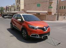 Renault Captur 2016 (Orange)