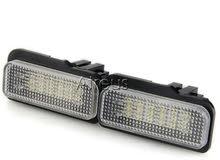 ليتات رقم LED للمورسدس