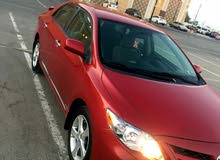 Red Toyota Corolla 2012 for sale