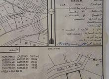 ارض للبيع في مخطط سيح القلعه في ( المجره ) وادي الطائيين