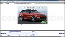 كتالوج قطع غيار السيارات لاند روفر Microcat Land Rover EPC 2014