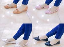 #حذاء فلات نسائي طبي #السعر 15.000 #القياسات 37.38.39.40.41