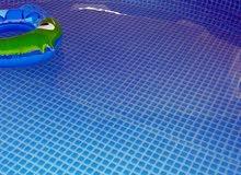 حوض سباحة أمريكي انتكس