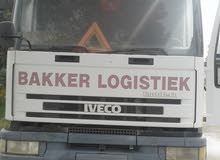 شاحنة ( 190 ) ثلاجة افيكو.