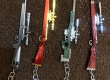 ميداليات اسلحة لعبة pubg ببحي بوبحي