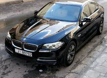 BMW 520i twin turbo model 2016