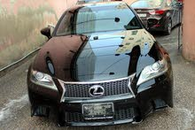 Lexus GS 2012 For sale - Black color