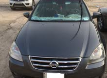 Automatic Green Nissan 2006 for sale