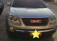 Used condition GMC Acadia 2007 with +200,000 km mileage