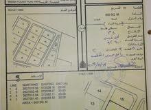 أرض سكنية في محارة المصنعة 600م
