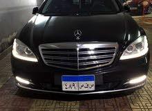 For rent a Mercedes Benz S 500 2016