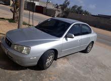 Automatic Grey Hyundai 2002 for sale
