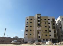 شقه في عمارة طريق شوك خلف صالة سلطان فرناج