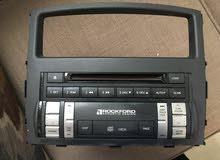Mitsubishi Pajero Audio System  -  AED 450