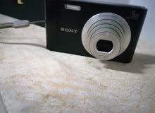 كاميرا  سوني جرافيكت عالية الدقه ووزوم فايف جي فور