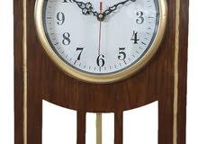 ساعات بندول خشبية جديدة صناعة يدوية