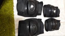 حذاء كفرات لون اسود من مقاس35 الى مقاس38