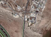 البنيات  قرب شارع المطار 475م مطلة ومرتفعة تصلح لفيلا