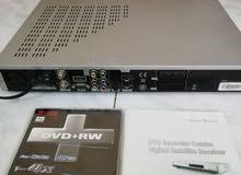 للبيع جهاز DVD RECORDER تسجيل مع ريسفر