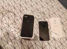 iphone 7 265gb matte black ايفون 7 اسود مطفي 265جيجا