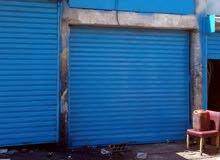 محلات للايجار شارع المصفاة خلف مطعم بسمة السعادة
