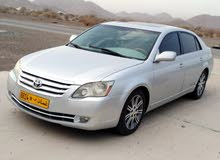 Available for sale! 0 km mileage Toyota Avalon 2006
