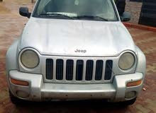 Jeep Liberty 2003 For sale - Silver color