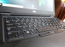 Dell Latitude i7 5th Gen 8GB RAM 256GB SSD FHD Laptop