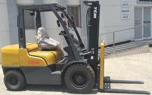 TCM Forklifts from Japan